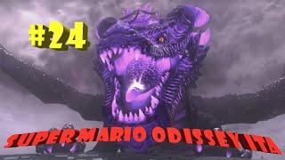 Let's Play Super Mario Odyssey ITA- Episodio 24- Regno dei ruderi + Regno di Bowser (1)