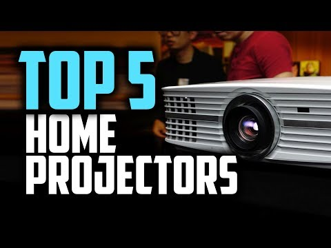 Best Home Theater Projectors in 2019