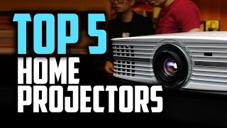 Best Home Theater Projectors in 2019 - Turn Your Home Into A Cinema