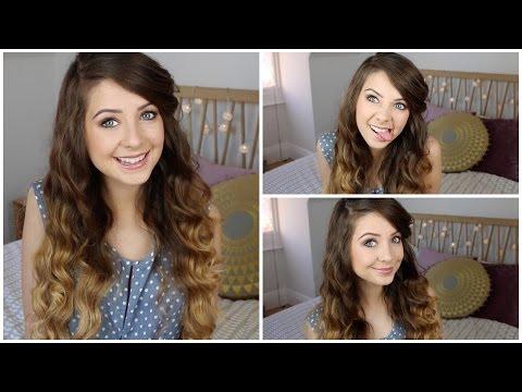 my-spring/summer-hair-&-makeup-|-zoella