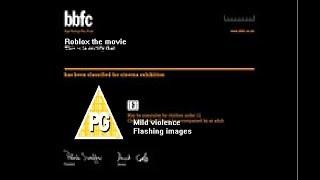 Apertura a Roblox la película (2019) Cines de Odeon