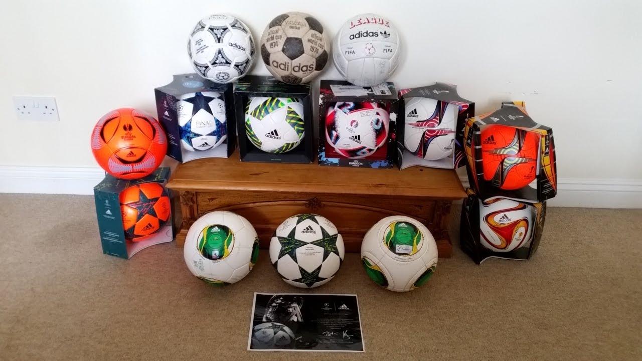 Official Match Ball Soccer Ball Collection. New 2017 ...