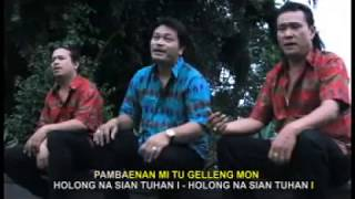 Lagu Batak Terbaru 2017 - AURA TRIO PANGAUHON MI INANG