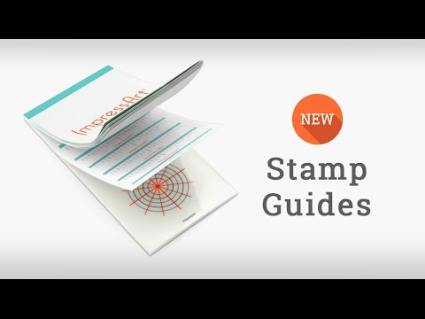 Stamp Guide Stickers For Metal Stamping