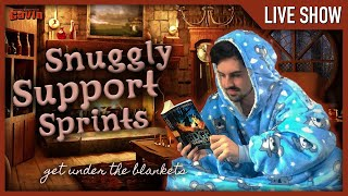 Snuggly Support Sprints  Vol. 4