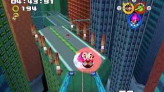 Sonic Heroes - Part 53: (Team Chaotix)03~Grand Metropolis/Bonus 2