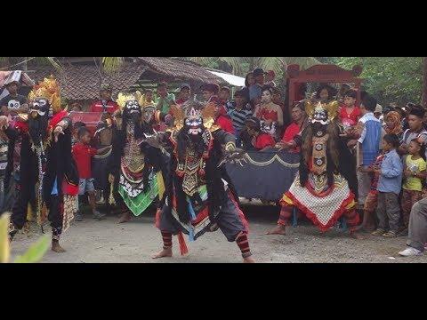 #1 JARANAN BUTO  #01Nov17 Janger Karisma Dewata Live Sumberjambe Bangorejo Banyuwangi