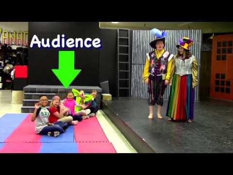 Theatre Etiquette at Columbia Childrens' Theatre