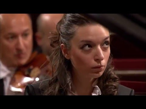 Yulianna Avdeeva – Concerto in E minor, Op. 11 (final stage, 2010)
