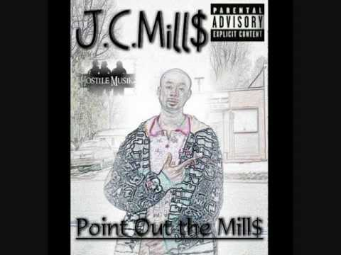 J.C.Mill$ Cadillac Musik ft. Anti.wmv