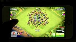 Clash of clans comedy#2 it is time for barbarian disco!!