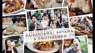 JAPAN VLOG: TRENDY EATS IN TOKYO'S UPSCALE NEIGHBOURHOODS