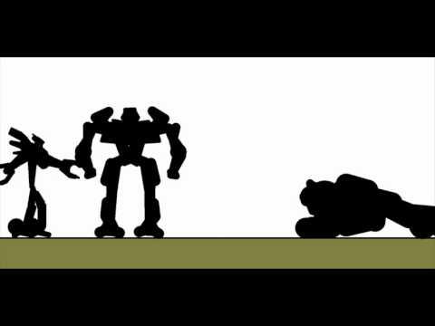 Pivot Transformers 2 Optimus Prime / Jetfire Link-Up
