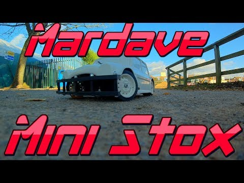 Mardave Mini Stock [1/12th Street Stox]