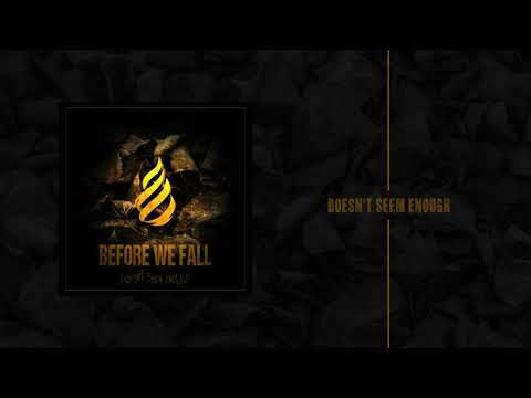 Before We Fall - Doesn't Seem Enough [EP]