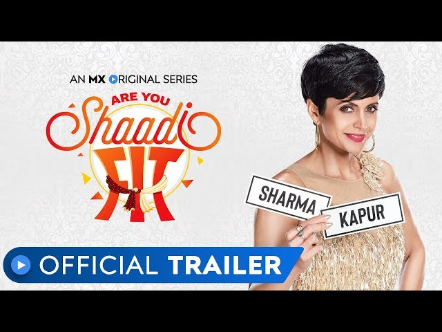 Shaadi Fit | Official Trailer | MX Original Series | MX Player