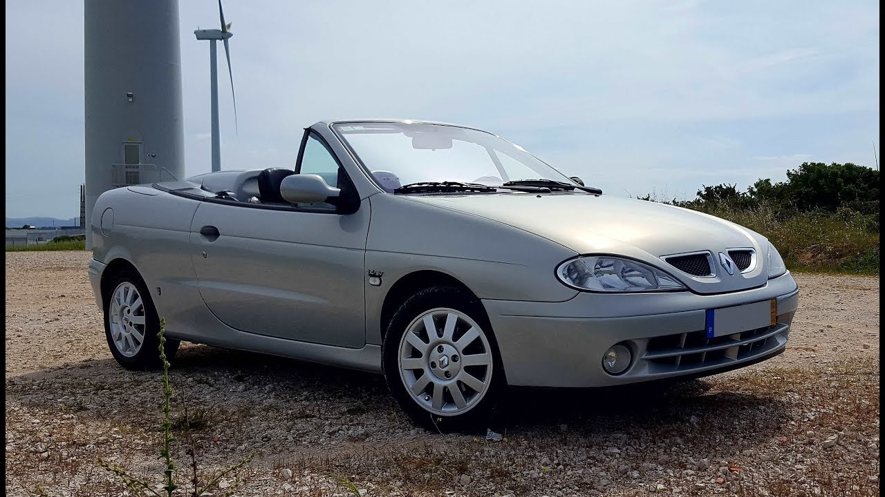 small resolution of renault megane convertible how to remove the rear window mechanism