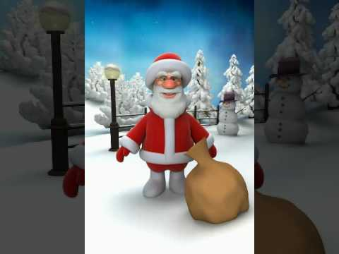 Respeito A Musica Dingo Bell Acabou Papel Talking Santa Youtube