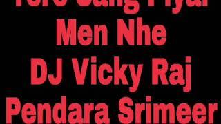 Tere Sang Piyar Men Nhe todna 👯💐🌹🙀😎DJ Vicky Raj