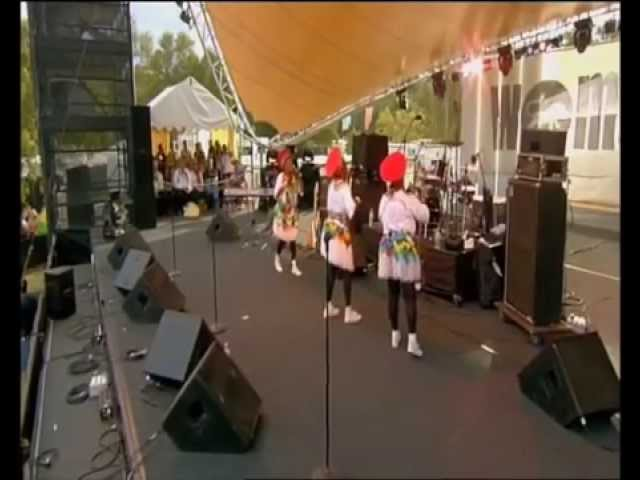 WOMADelaide 2007 - The Mahotella Queens