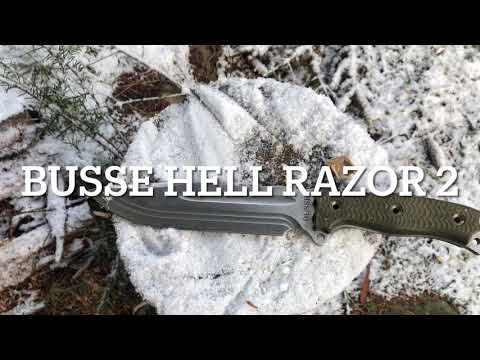 Busse Hell Razor