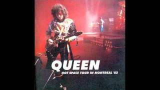 15. Under Pressure (Queen-Live In Montreal: 7/21/1982)