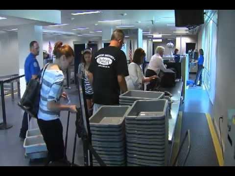 TSA Ford Airport