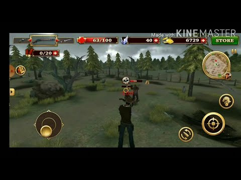 Zombies tried to kill me.|| playing new game cowboy world || Don Gamer |
