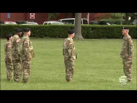 OPMG Change Of Command / MG Mark S. Inch Retirement