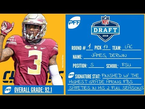 Los Angeles Chargers Draft Picks | PFF