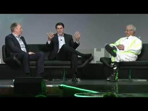 VeeamON 2015 – VMware's COO, Carl Eschenbach and Veeam CEO, Ratmir Timashev discussion