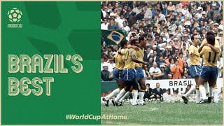 Brazil 1970, the best ever Seleção? | When The World Watched | 1970 FIFA World Cup