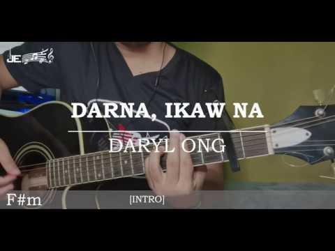 Daryl Ong - Darna, Ikaw Na (Guitar Chords)