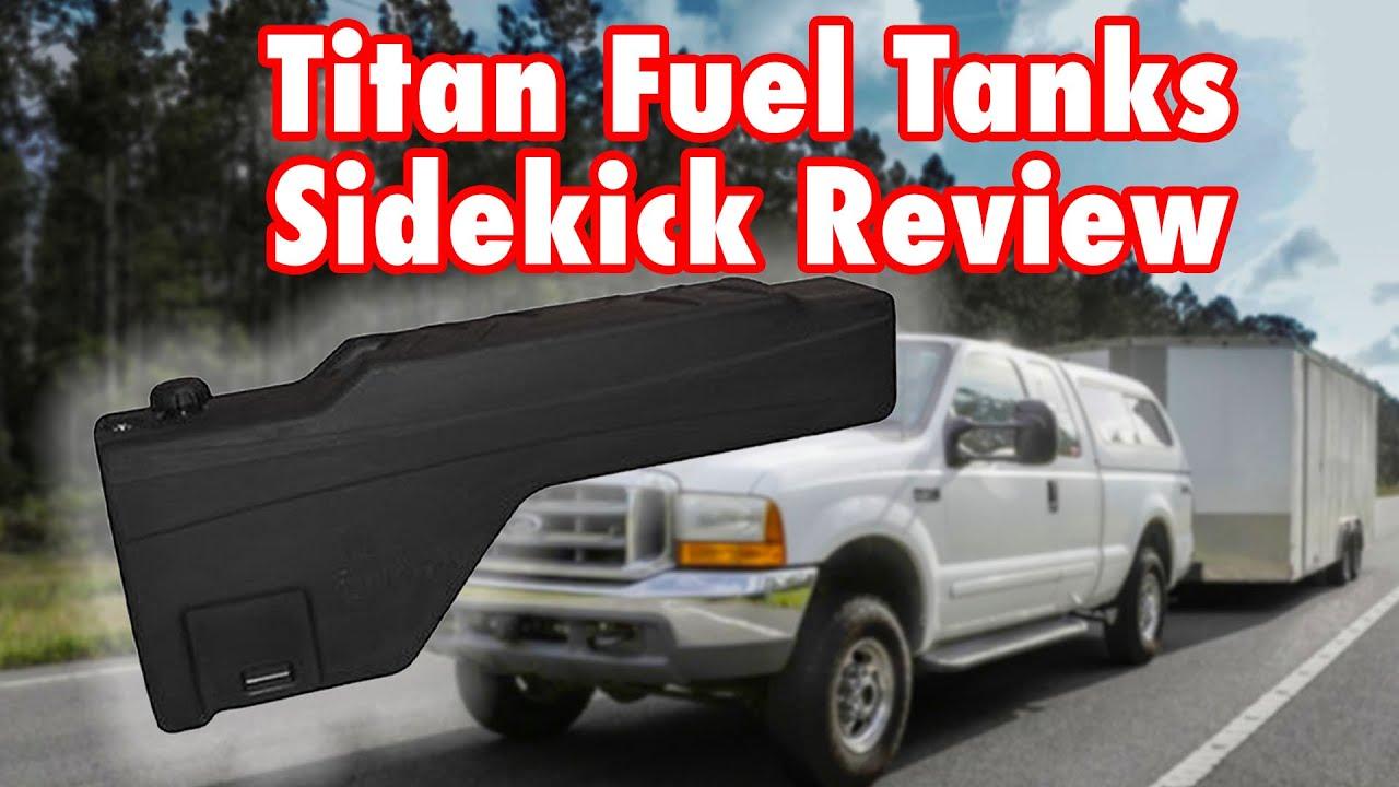Titan Fuel Tanks Sidekick Review | Project F-250