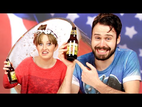 Irish People Taste Test American Craft Beer