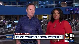 Let Joe Know: How to erase yourself from people search sites