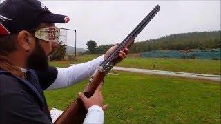 Gambar cover Beretta DT 11 trap shooting practice Malakasa Greece