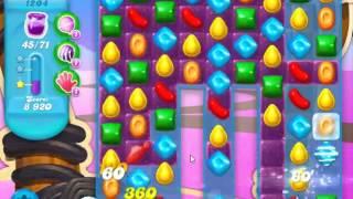 Candy Crush Soda Saga Level 1204 - NO BOOSTERS
