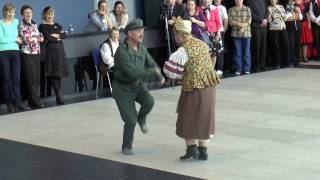 Свадьба в Малиновке танец 140417 Экспофорум Тамара Павлова