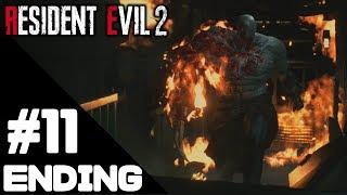 Resident Evil 2 Remake Walkthrough Gameplay/Ending {Leon Story} – PS4 1080p Full HD – No Commentary