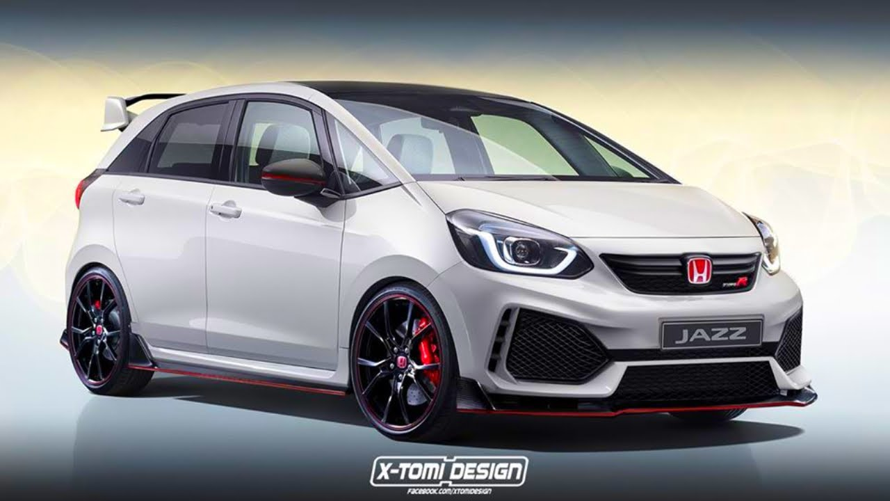 2021 Honda Jazz Price and Release date