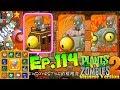 Plants vs. Zombies 2 (China) - Event Birthdayz (Ep.114)