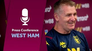 LIVE | Press Conference: West Ham home