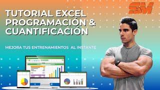 Tutorial Excel PROGRAMACIÓN del ENTRENAMIENTO con CUANTIFICACIÓN AUTOMÁTICA