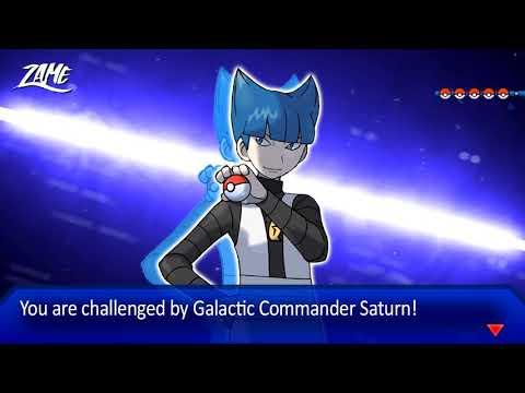 Battle! Team Galactic Commander: Remix ► Pokémon Temporal Diamond & Spatial Pearl