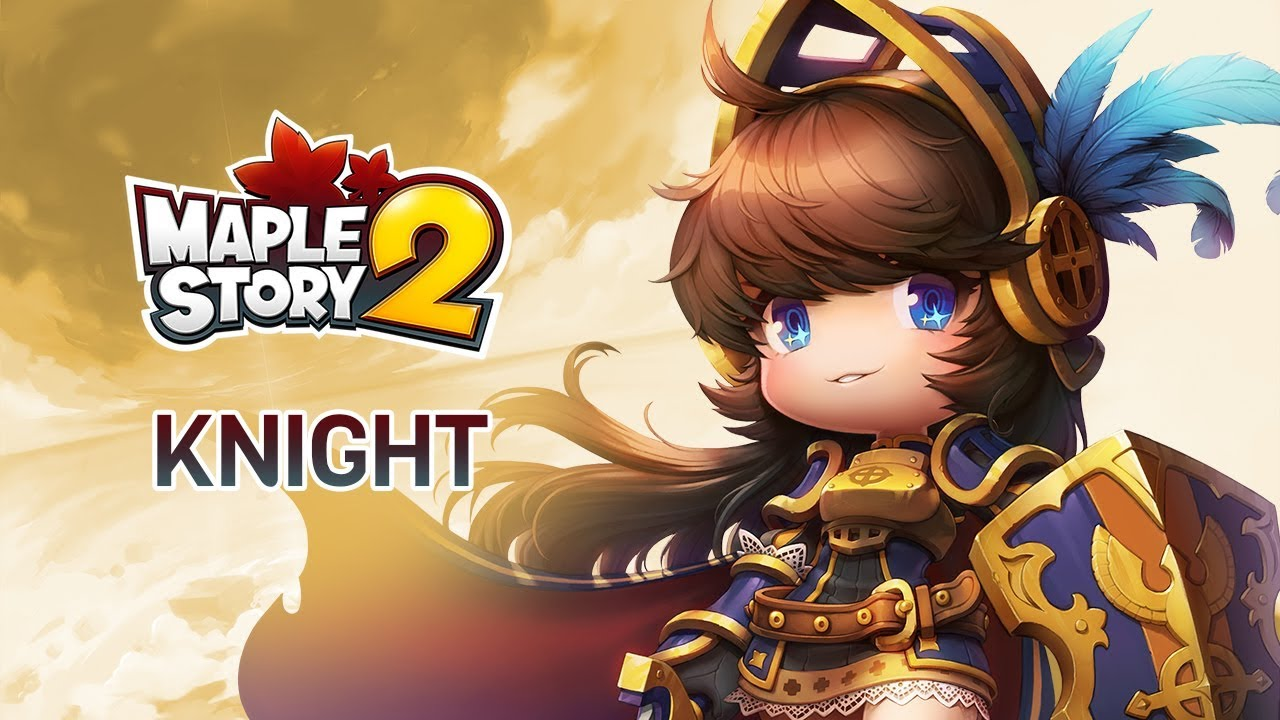 Knight Build Guide Maplestory 2 MS2 | GamerDiscovery