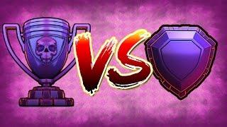LEGEND vs LEGEND!! WHO WILL WIN!? - Clash Of Clans