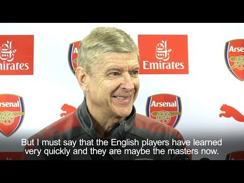 Arsene Wenger - 'English Players May Be Masters Of Diving'