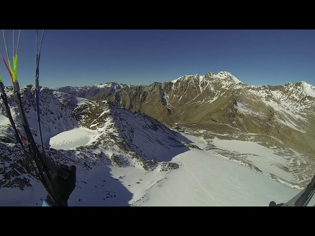 Hike and Fly Similaun 3599m