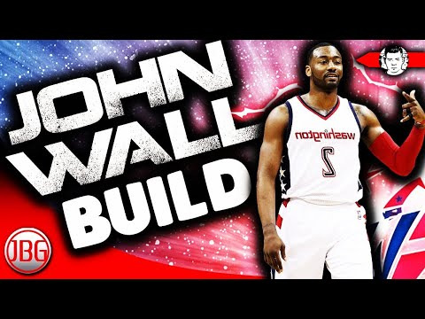 7a22f453efc NBA 2K18 John Wall Archetype for MyCAREER - NBA 2K18 Tips by  JackedBillGaming